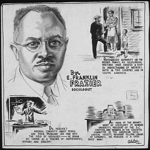Franklin Frazier Quotes (5 quotes)