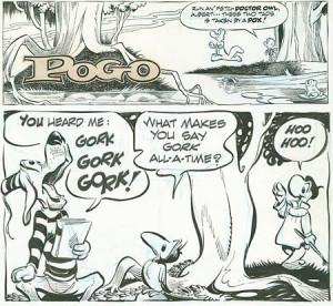 Walt Kelly Pogo