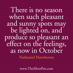 September Summer Month Autumn Poems Quotes Folklore