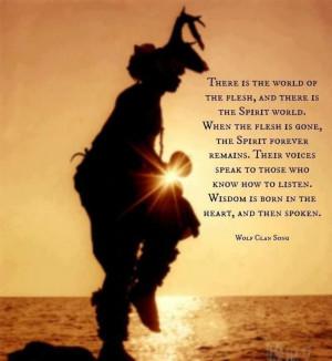 Native American Spirituality Quotes | native american dance