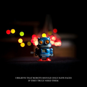 adorable, cute, photography, quotes, robots, smiles, thinking