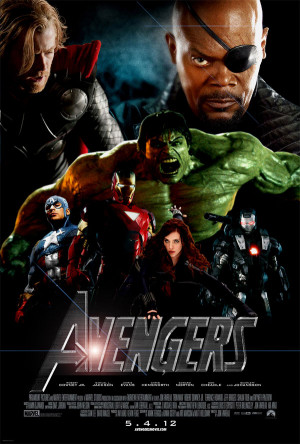 The Avengers - Special Individual Character Posters