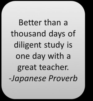 Get the printable inspirational quotes about teaching file by clicking ...