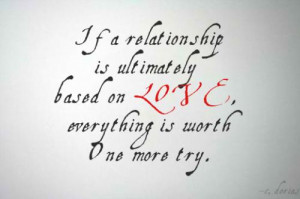 Feeling Unloved In A Relationship Quotes