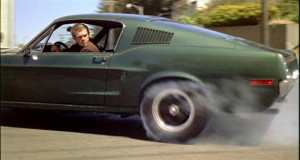 ... in 1968, is sometimes credited with the car chase boom of the 70s
