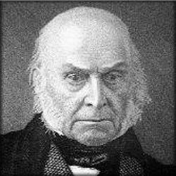 john quincy adams was the son of abigail adams and u s president john ...