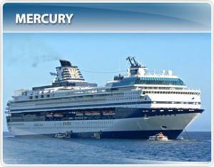 Celebrity Cruises Mercury Alaska Cruise