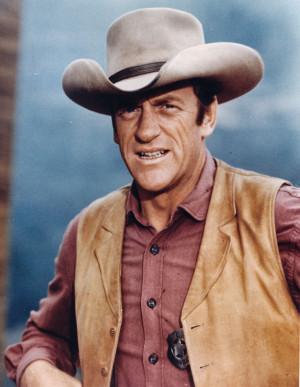 ... larger-than-life fictional marshal of Dodge City Kansas- Matt Dillon