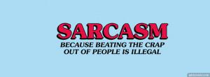 Sarcasm {Funny Facebook Timeline Cover Picture, Funny Facebook ...