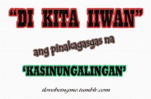 iloveyou quotes tagalog joke tagalog lines assuming broken love quotes