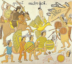 the conquest of the aztec and Funding for the web-based virtual exhibit, the aztecs and the making of colonial mexico, is made possible in part by a grant from the illinois humanities council, the.