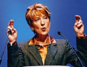carly-fiorina-air-quotes