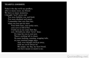 Goodbye quotes, sayings, messages and cards.