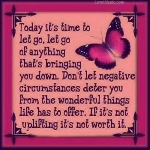 Your attitude is the main force that guides you in life. So, let it be ...