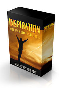 Details about inspiration wall art and quotes vector eps clip art ...