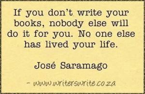 Jose Saramago quote