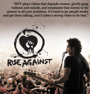Interviews: Rise Against | Features | Scene Point Blank | Music ...