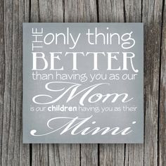 Grandmother Quote Canvas by PetitPapel on Etsy, $25.00