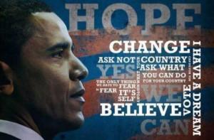 Obama Political Campaign