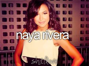 Naya Rivera & hair porn