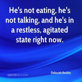 Restless Quotes