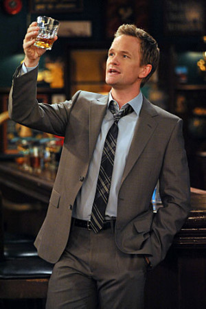 in honour of barney stinson the suit wearing womanizer let s all suit ...
