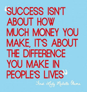Quotes about success in life love life dreams the most successful ...