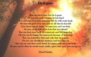 AM Free Poem Funeral. .Funeral Poem For Deceased Brother