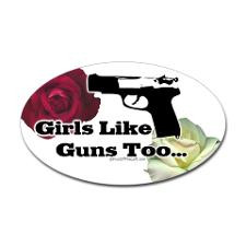 Girls Like Guns Too Quotes