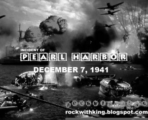 Pearl Harbor - The Historic Incident happened on December 7, 1941