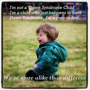 down syndrome inspirational quotes