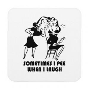 Funny Sayings Beverage Coasters