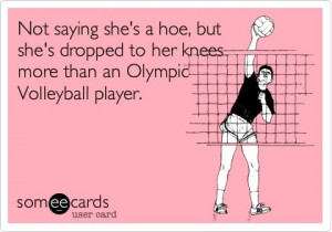 Not saying shes a hoe, but shes dropped to her knees more than an ...
