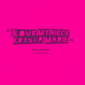 Aunt Love Quotes Image...