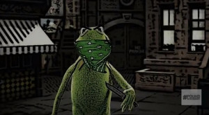 ... Dre_Barrs) – Sesame Street – Kermit & Elmo Are Gangstas #HipHop