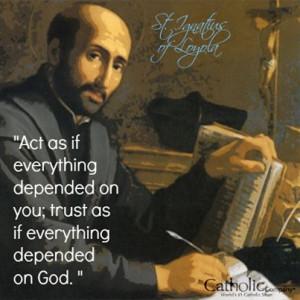 St_Ignatius_of_Loyola  ️