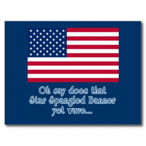 American Flag Quotes American flag with star