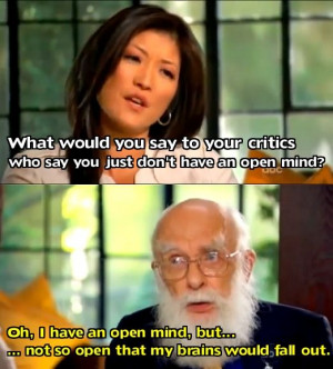 James Randi is awesome.