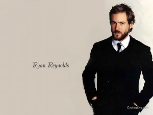 Ryan Reynolds beard Ryan Reynolds Quotes