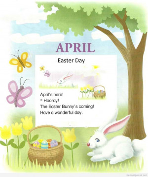 Happy Easter Quotes 2014