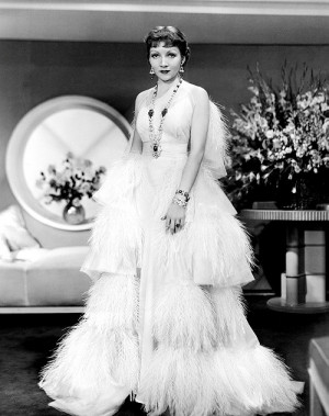 Claudette Colbert the Gilded Lily