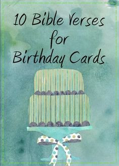 Bible Verses For Birthday Cards $4.97 Never can find the perfect Bible ...