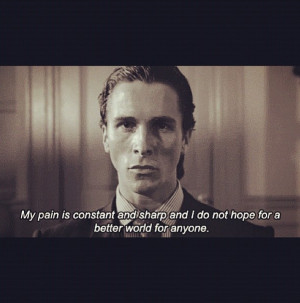 patrick bateman quotes book