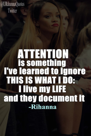 Rihanna Quotes (@URihannaQuotes) on Twitter | We Heart It