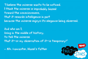 10 Most Quotable Quotes from The Fault in Our Stars by John Green