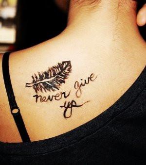 Girl small tattoos tumblr 46+ Popular