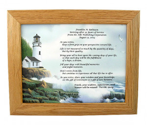 Retirement Gifts and Retirement Party SuppliesMore Retirement Poems ...