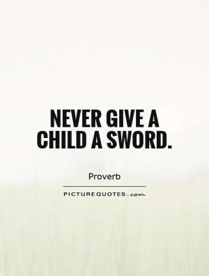 Sword Quotes