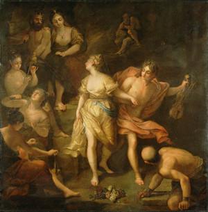 Hades (Pluto) Photo: Orpheus and Eurydice