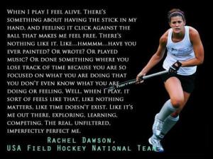 Field Hockey Quotes Funny
